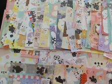 RABBIT BUNNY Memo Note Paper cute gift stationery kawaii crux q-lia san-x nice