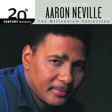 Millennium Collection - 20th Century Masters (Jewel) Aaron Neville Audio CD