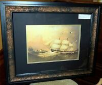 Framed Reproduction Print - The Independence - Samuel Walters