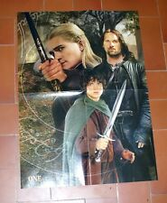 """ORLANDO BLOOM """" LORD OF THE RINGS """" AFFICHE CINEMA -POSTER 43x56 cm-17'' x 22 ''"""