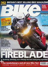 BIKE July 2003 V-Max V-Rod ZX-9R R1 GSX-R1000 Fireblade GSX-R1000 955i XJR1300