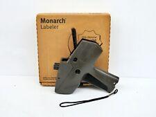 New Genuine Avery Dennison Monarch 1115-01 Labeler 2-Line Price Marking Gun