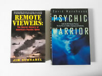 Psychic Warrior: Inside the CIA's Stargate Program - Remote Viewers
