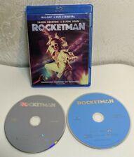 Rocketman Blu-ray + DVD 2 Discs, NO Digital Code