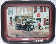 Coca-Cola - serie POP'S GENERAL STORE - anno 2000-VASSOIO USA brand TRAY