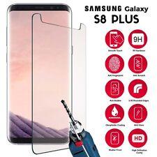 Per Samsung Galaxy S8+ - custom made in vetro temperato PELLICOLA PROTEGGI SCHERMO