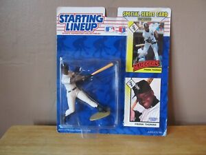 FRANK THOMAS/Chicago White Sox/Hall of Fame 1993 Starting Lineup Figure~New!!