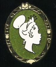 Princess Silhouette Cameo Tiana Mystery Disney Pin 102158