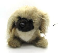 "Douglas Cuddle Toy BUTTONS PEKINGESE 12"" Floppy Plush Retired 2008"