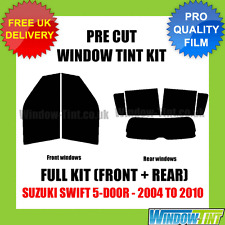 SUZUKI SWIFT 5-DOOR 2004-2010 FULL PRE CUT WINDOW TINT