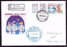 BAJKONUR SOJUZ TMA-3  Decorative envelope