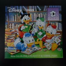 FRANCE BLOC CNEP N°16 DISNEY PARIS 1992 NEUF LUXE MNH