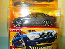 Matchbox Superfast Mercedes Diecast Vehicles