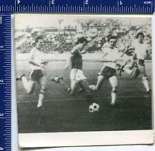 Vintage Olympics Football Competition USSR Photo Athletic Sport Uniform Stadium