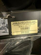 Sunbounce SUN-BOUNCER WIND-KILLER PRO KIT 4 x 6 Ft 200-2WK