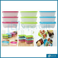 52pc Food Storage Container Set with Lids Freezer Microwave BPA Free Plastic Box
