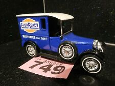 Matchbox MODELS of YESTERYEAR Talbot Van Ever Ready (749)