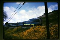 1973 Duplicate Slide of WP California Zephyr at Hearst, CA in 1968  aa 3-27a
