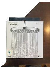 kohler shower head chrome