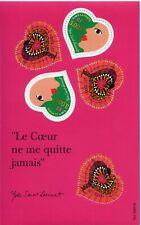 TIMBRE FRANCE  BLOC FEUILLET NEUF N° 27 ** SAINT VALENTIN / COEUR  SAINT LARENT