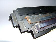 Black Mild Steel Angle 3mm x 13mm x 13mm