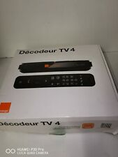 Décodeur TV4 ORANGE