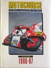 MOTOCOURSE 1986-1987 EDDIE LAWSON YAMAHA ISBN: 0905138457 MOTOGP RACING BOOK