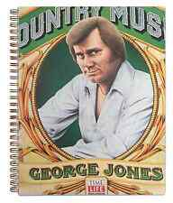 for the GEORGE JONES KING of COUNTRY NO SHOW JONES fan/Album Cover Notebook  WOW