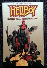 Hellboy Sourcebook and Roleplaying Game GURPS Steve Jackson
