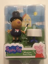 Peppa Pig New In Package Magician Pedro Pony