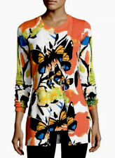 Berek Sweater Twinset PM Spicy Butterfly Button Front Cardigan 2pc Set NWT