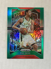 Pau Gasol 2019-20 Panini Prizm Green Sp Refractor #233! Check My Other Items!