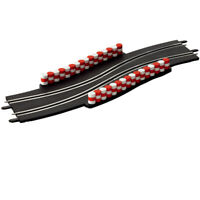 Carrera 61647 Chicane (2 pieces) Only for GO!!! and Digital 1/43