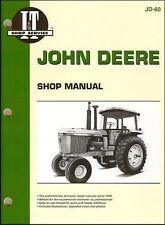 John Deere 4055 4255 4455 4755 4955 88-92 Tractor Service Repair Workshop Manual