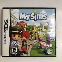 MySims (Nintendo DS, 2007) Complete
