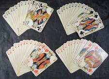 Rare 1890s French Playing Cards * BP Grimaud