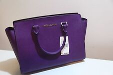 Michael Kors Selma Large Leather Saffiano      delivery before Christmas UK only
