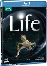 LIFE - COMPLETE SERIES -DAVID ATTENBOROUGH-*NEW BLU RAY