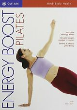 Pilates DVD for Beginners - ENERGY BOOST PILATES - Ana Caban!