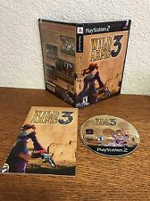 PS2 Playstation Wild Arms 3 CIB Complete
