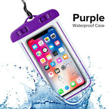 IP68 Universal Waterproof Phone Case Water Proof Bag Phone Cover iPhone Samsung