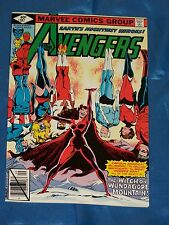 AVENGERS: Comic #187, Sept. 1979, John Byrne Art, Very Fine  Condition