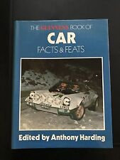 The Guiness Book of Car Facts & Feats (Harding, Anthony. (Ed) - 1976) (ID:89686)
