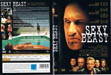 SEXY BEAST --- Ray Winstone --- Ben Kingsley --- Ian McShane --- Kultfilm ---