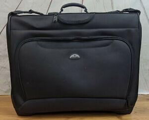 Samsonite Bag Silhouette 8 Rolling Wheeled Multi Pocketed Suit Garment Luggage