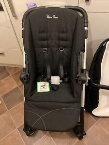 Silver Cross Wayfarer 2 in 1 Pram System With Reclining Pushchair Seat