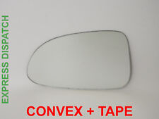 Wing Mirror Glass For HONDA S2000 1999-2009 CONVEX  Left Side /JH028