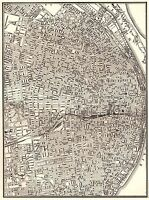 1939 ST LOUIS City Map Antique Street Map of St Louis Gallery Wall Art 7234