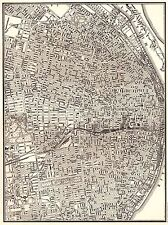 St. Louis Missouri Antique North America City Maps for sale | eBay