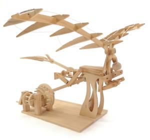 Da Vinci Ornithopter Wooden Kit - 6704